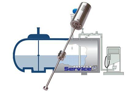 Нивомерни системи за бензиностанции