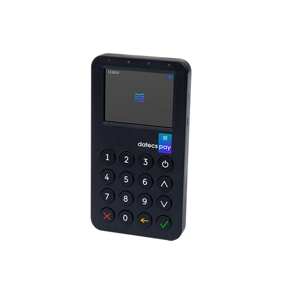 POS терминал BluePad-55 с 3G
