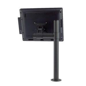 Стойка за касов модул с един монитор