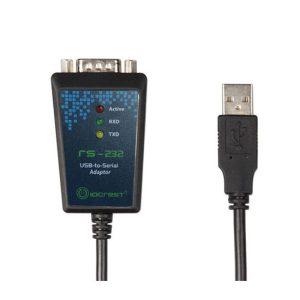 USB преход за връзка на фискално устройство с компютър